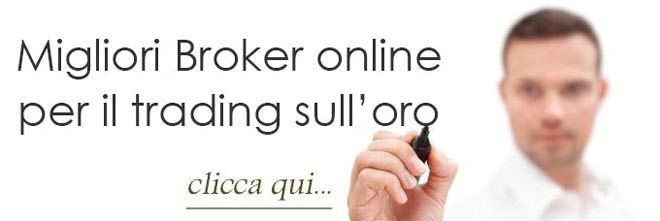 Trading oro online