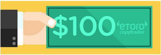 100 deposito bonus forex makelaar