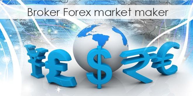 Forex market maker